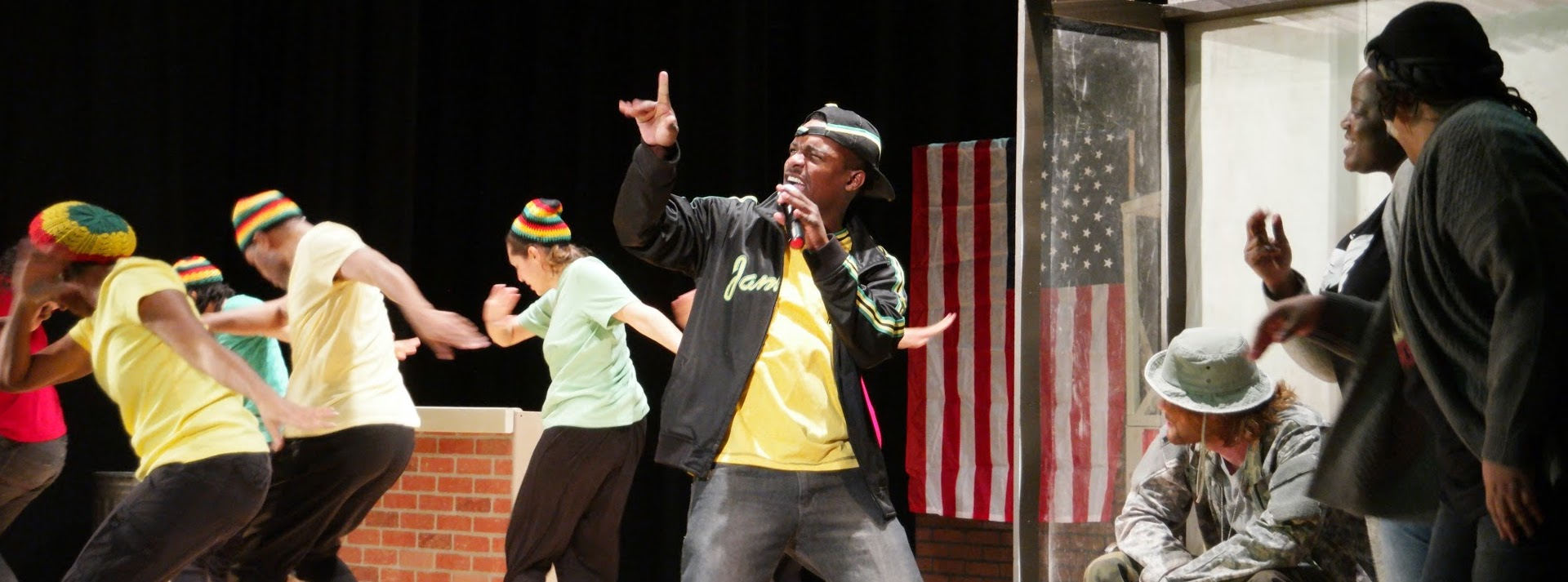 """U-Street"" the musical"