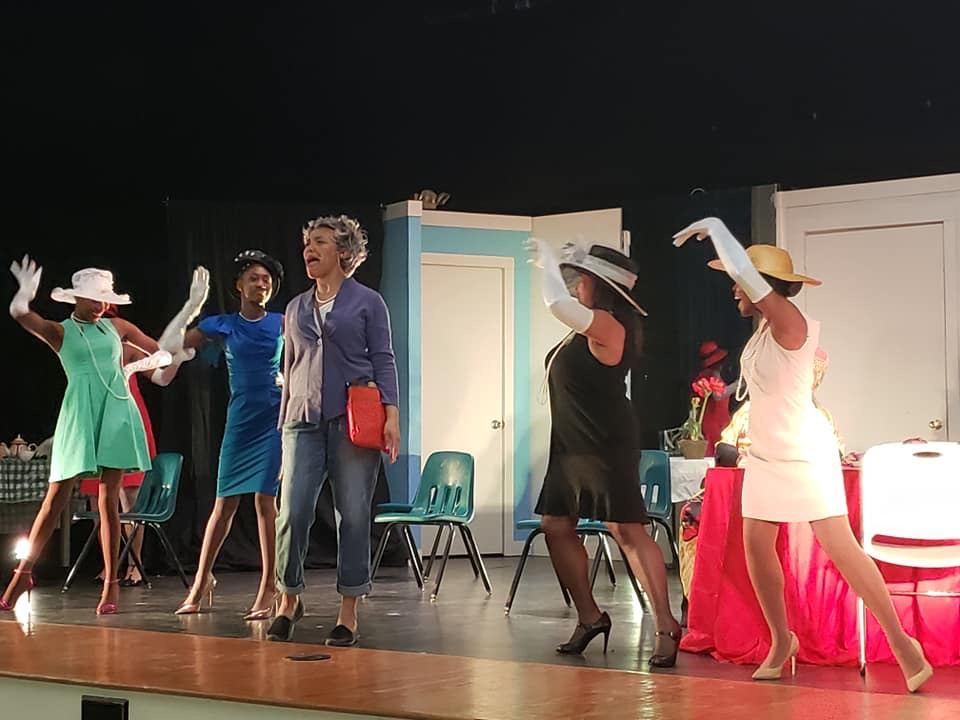 """Senior Moments"" musical"
